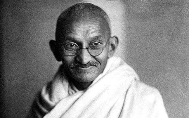 Mahatma Gandhi Stories Biographies of famous people who brought a Global change